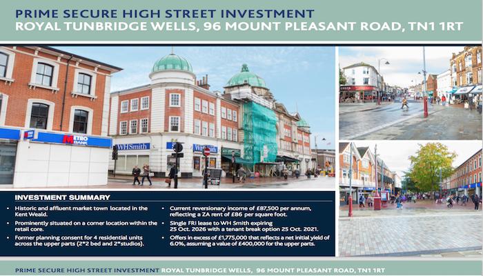 Tunbridge Wells - Investment / Development