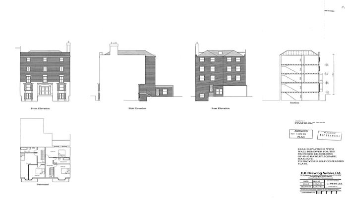 49-50 Hawley Square, Margate CT9 1NY