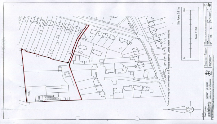 Land at Pixiewood Farm, Rowplatt Lane, East Grinstead