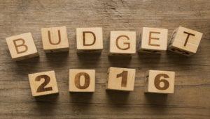 Budget displays a garden settlement prospect