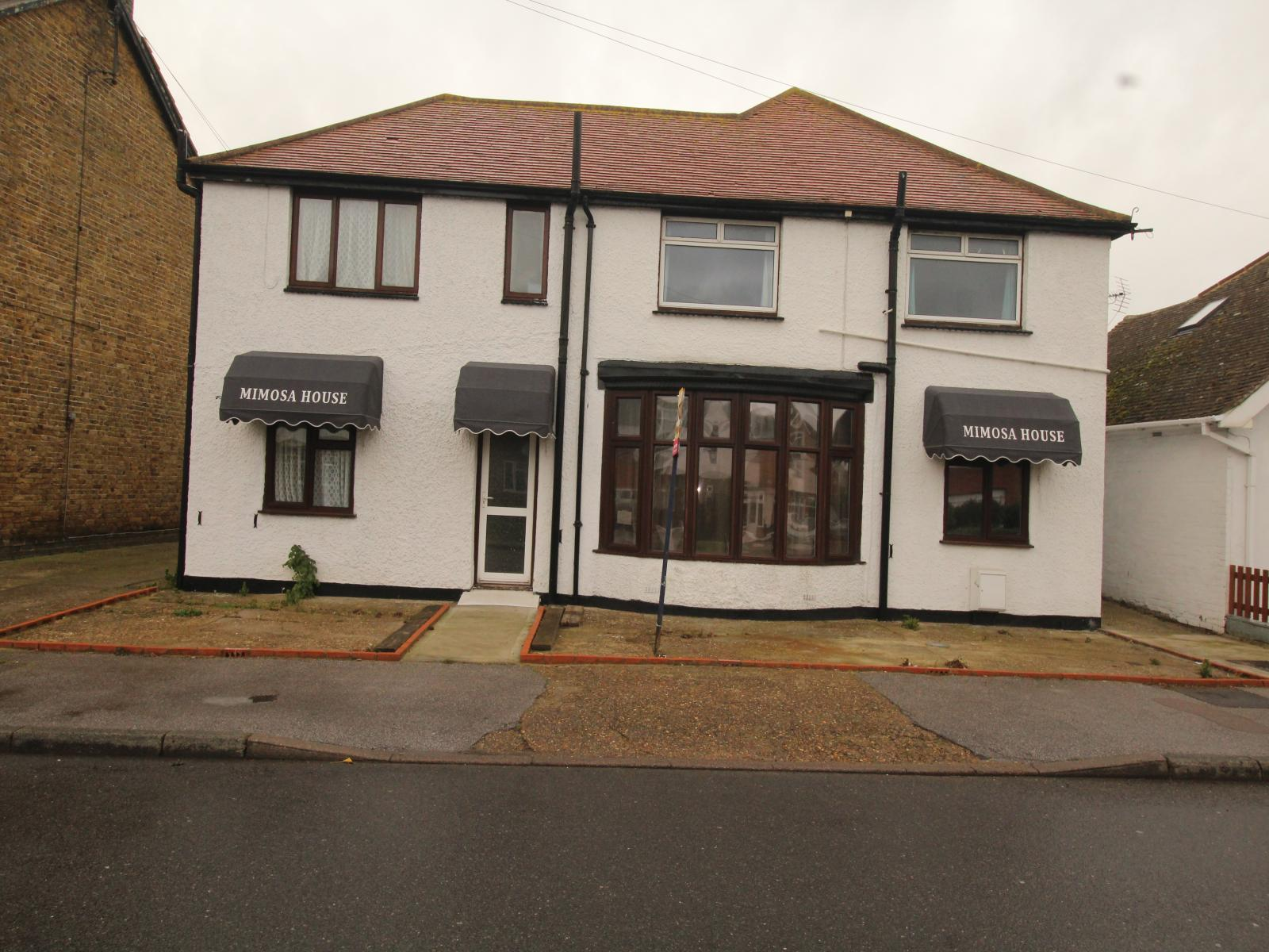 Mimosa House, Herne Bay