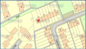 Land adjacent to 86 Cedar Drive, Edenbridge, Kent TN8 5JT