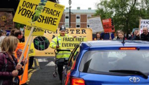 Yorkshire fracking permission makes waves