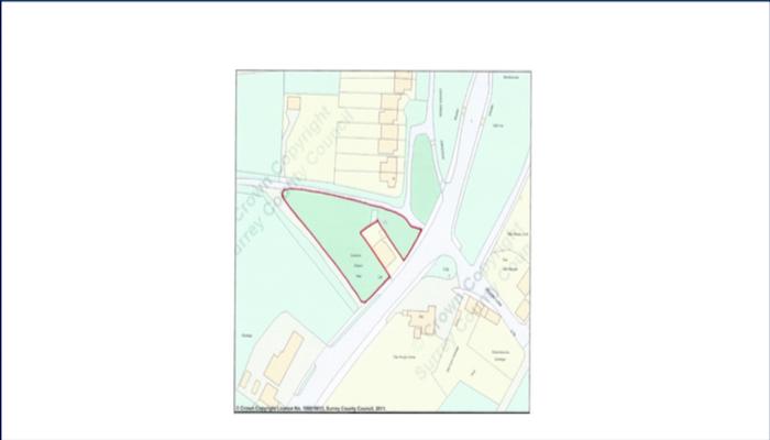 Investment/development opportunity. Land at Leaves Green, Keston, BR2 6DU