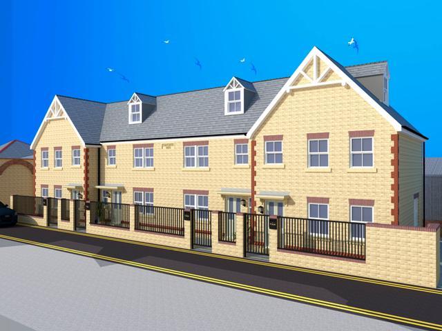 Land at 24 Bouverie Road West, Folkestone, Kent CT20 2SZ