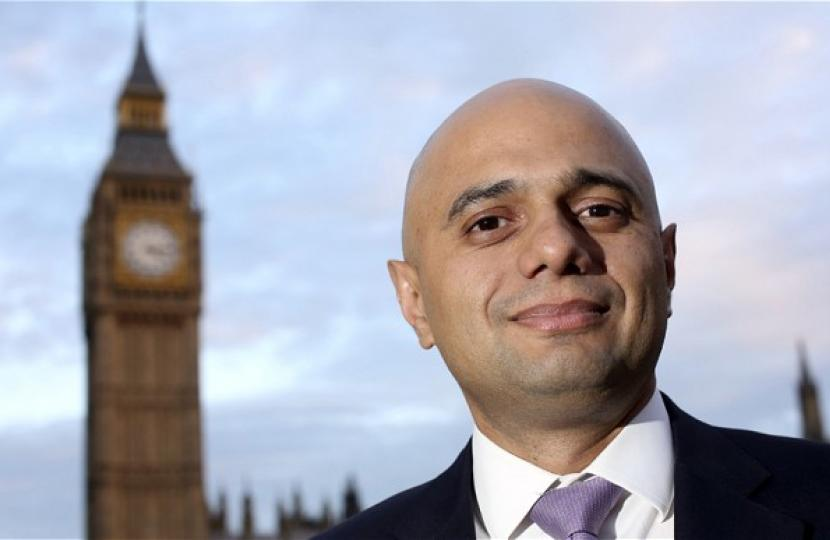 Sajid backs expert group's local plan reforms as new Bill makes waves